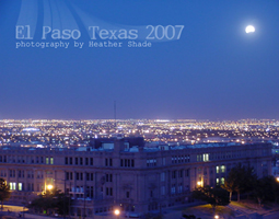 El Paso Texas Wall Calendar 2007 (Heather Shade)